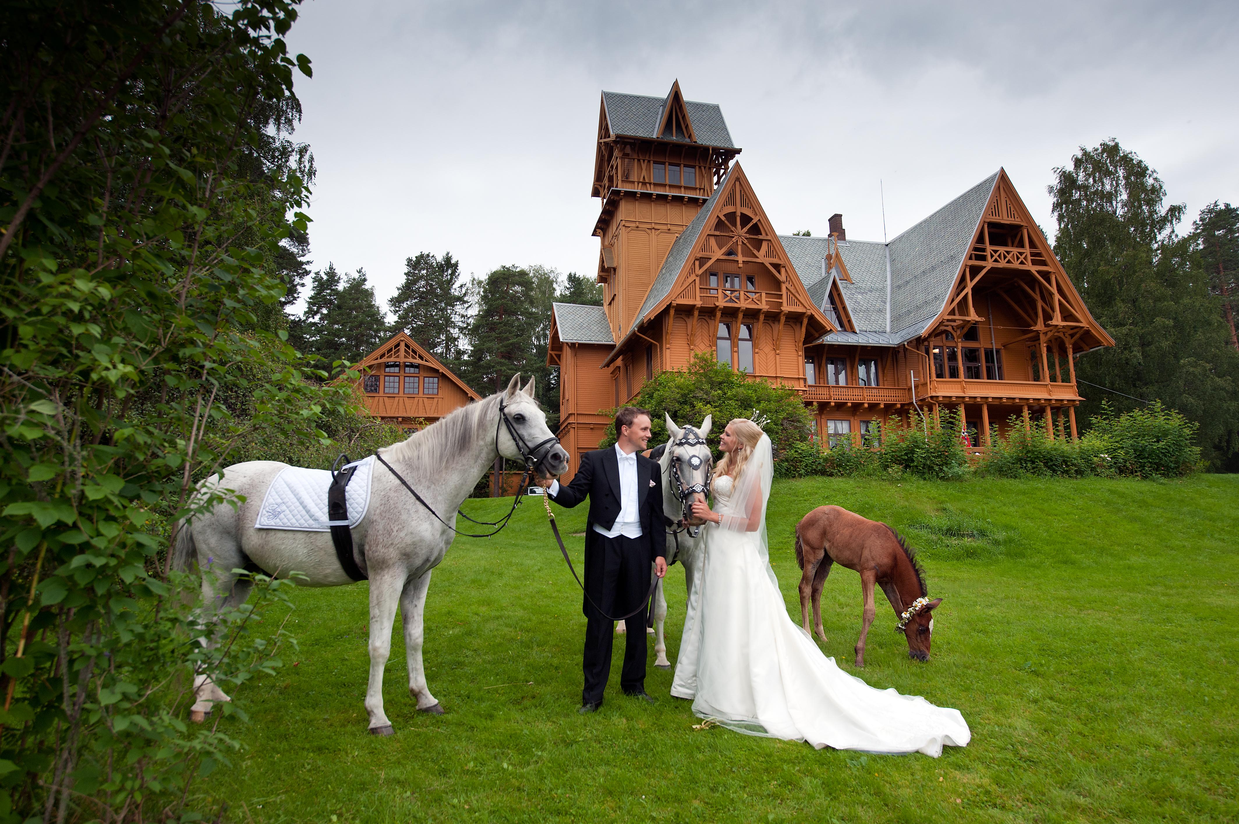 Bryllup norefjell